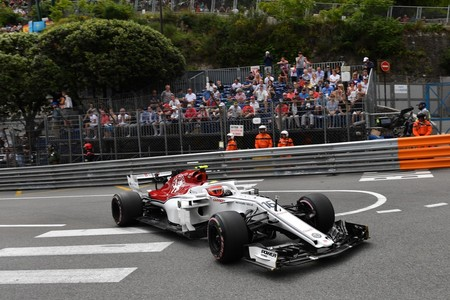 Monacogp Alfa Romeo Sauber Leclas