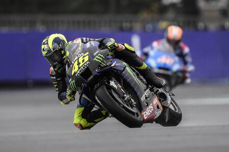 Rossi Francia Motogp 2020