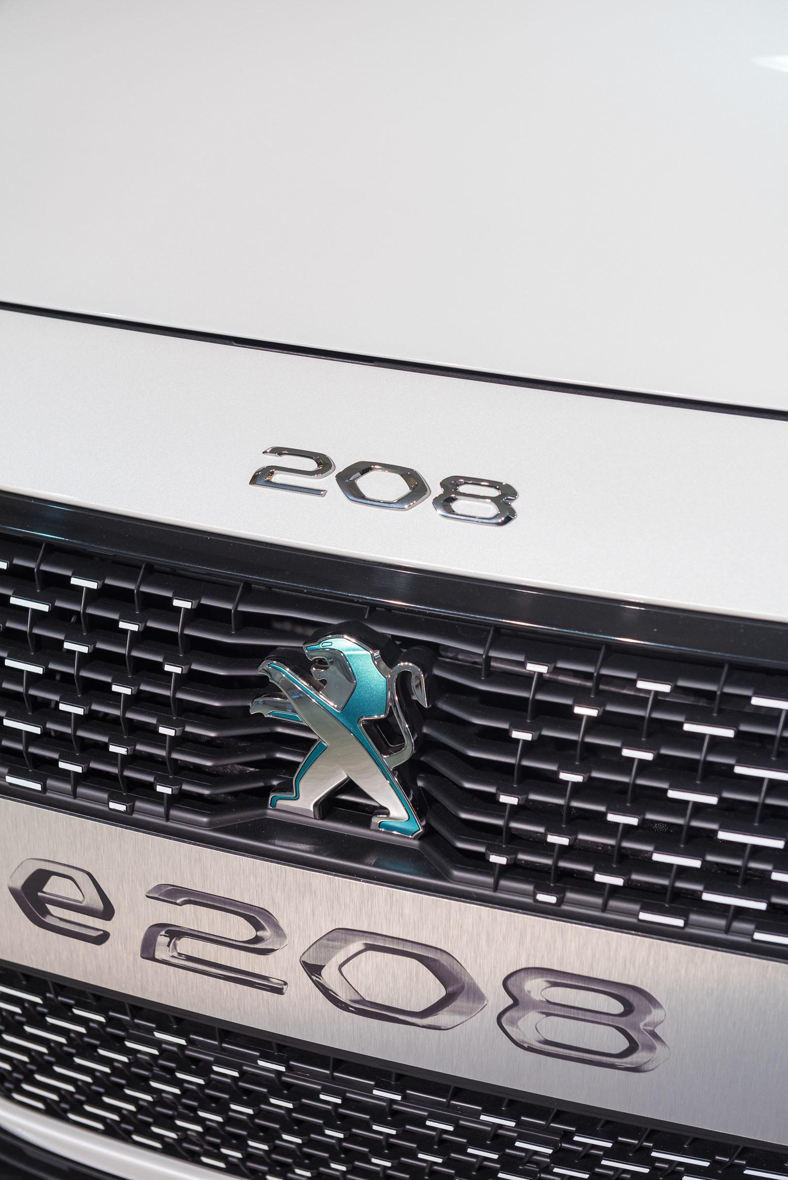 Foto de Peugeot 208 y e-208 2019 (presentación estática) (15/64)