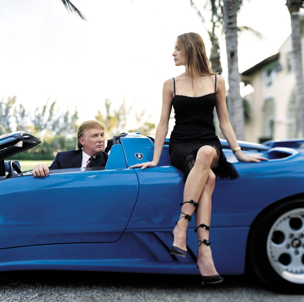 Los autos coches carros Trump no usará por ser presidente - Taringa!