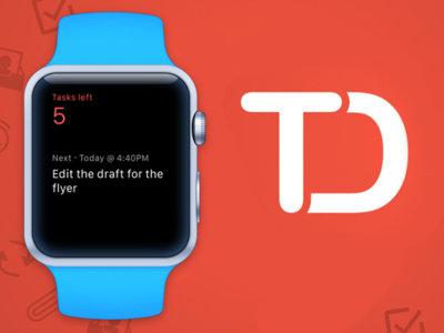 """""""Priorizar cada detalle es clave al desarrollar para el Apple Watch"""". Enric Enrich, desarrollador de Todoist"""
