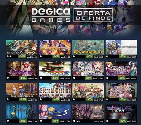 Degica Games Ofertas