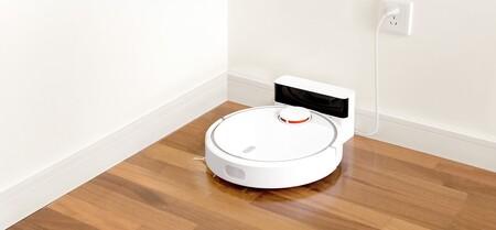 Este robot aspiradora Mi Robot Vacuum de Xiaomi mantendrá limpio el piso de tu casa por 4,999 pesos