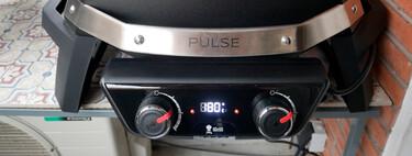 Probamos la nueva Weber Pulse 2000, una barbacoa eléctrica muy potente, pero que se puede usar en balcones o terrazas