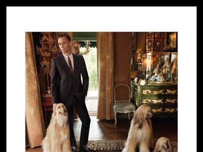 Tom Hiddleston para Gucci: cuando un inglés viste de la italianísima firma del momento