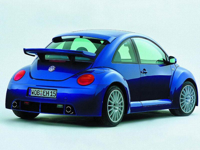 Foto de Volkswagen Beetle RSI (6/15)