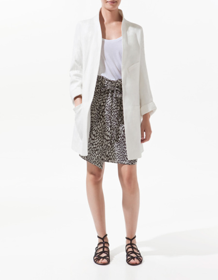 Zara abrigo