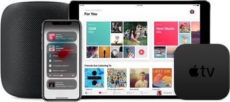 Las versiones 13.2 de tvOS e iOS añaden compatibilidad con AirPlay 2 en HomeKit y nuevas características que mejoran AirPlay