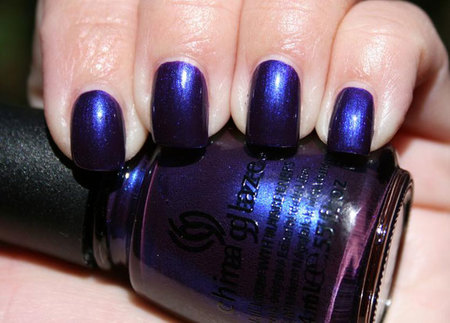 China Glaze Halloween 2012 - Wicked