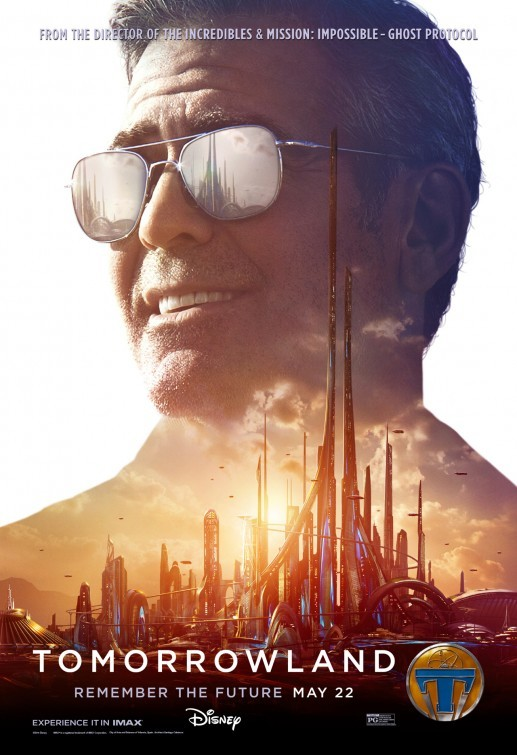 Foto de Carteles de la película 'Tomorrowland' (9/12)