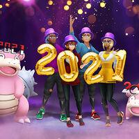 Pokémon GO dará la bienvenida al Año Nuevo con un gran evento, Incursiones y Pokémon nuevos que llegarán en enero