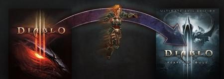 Cómo pasar las partidas de Diablo III a la Ultimate Evil Edition de consolas