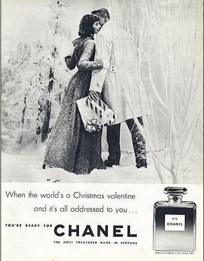 Chanel No. 5 - 1956