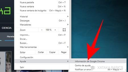 Info De Chrome