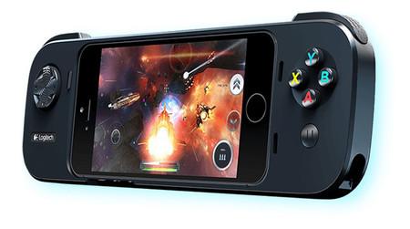 Logitech PowerShell, el mando de juegos para iOS 7 es oficial