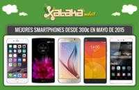 Los mejores smartphones libres desde 300 euros y comparativa de precios con los operadores