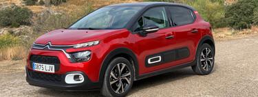 Probamos el Citroën C3: nueva cara y hasta 93 opciones de personalización para el más confortable de su segmento