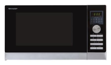Microondas Sharp R842 por 99 euros en Redcoon