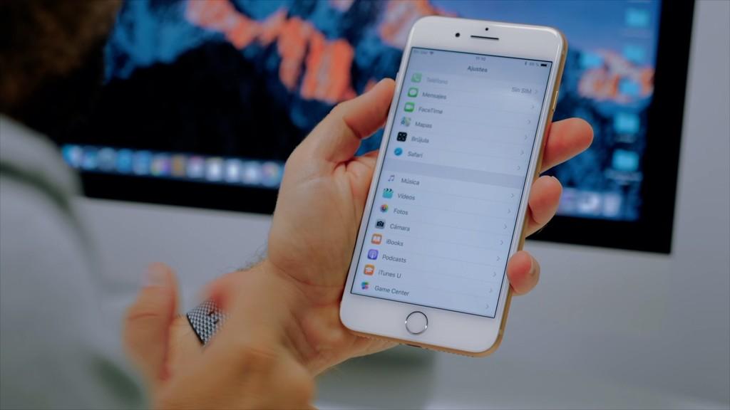 Carga rápida iPhone ocho Plus
