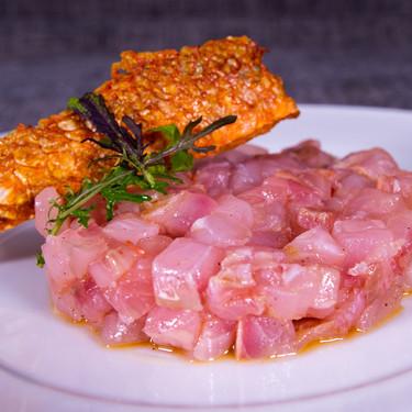 Atún, salmón, bonito, lubina, corvina... ¿Cómo elegir el mejor pescado para un tartar?