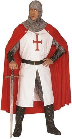 San Jorge-disfraz