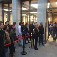 Foto 6 de 10 de la galería lanzamiento-iphone-6-puerta-del-sol en Applesfera