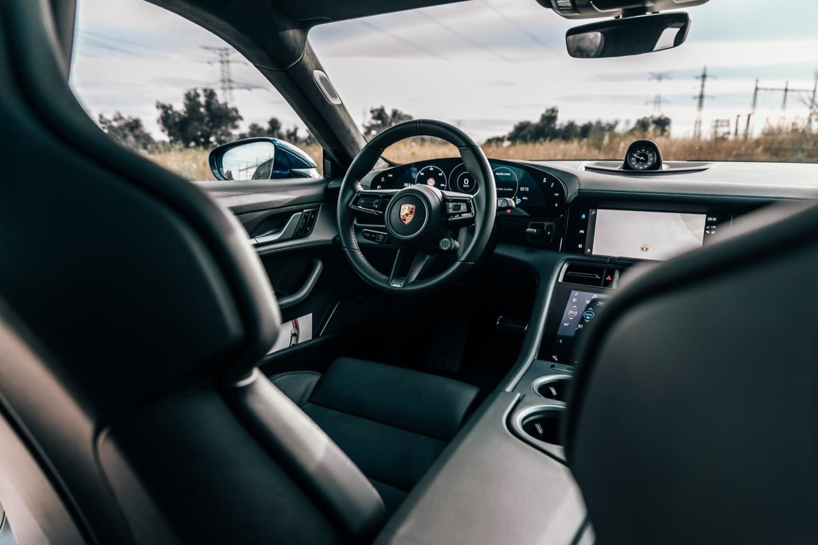Foto de Porsche Taycan Turbo S (prueba) (9/31)