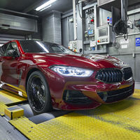 Inicia la producción de todas las variantes del nuevo BMW Serie 8