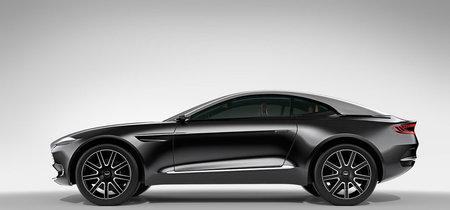 Sólo gasolina, por favor: el SUV de Aston Martin no será un coche eléctrico ni diésel ni híbrido