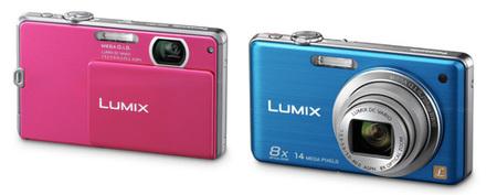 Panasonic muestra su nuevo arsenal de Lumix en el CES
