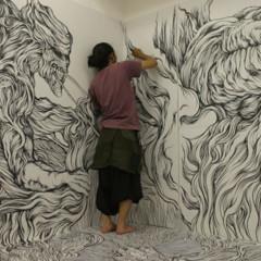 Foto 4 de 7 de la galería psychedelic-room-una-habitacion-para-no-dormir en Decoesfera