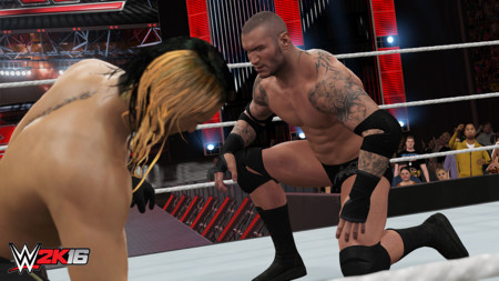 Wwe 2k16 Randy Orton