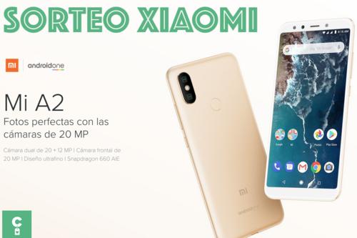 Gana un Xiaomi MiA2 de 128GB con Compradicción y Tuimeilibre [Finalizado]