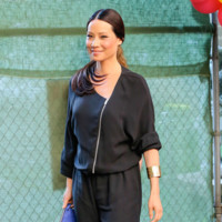 Lucy Liu Stella McCartney