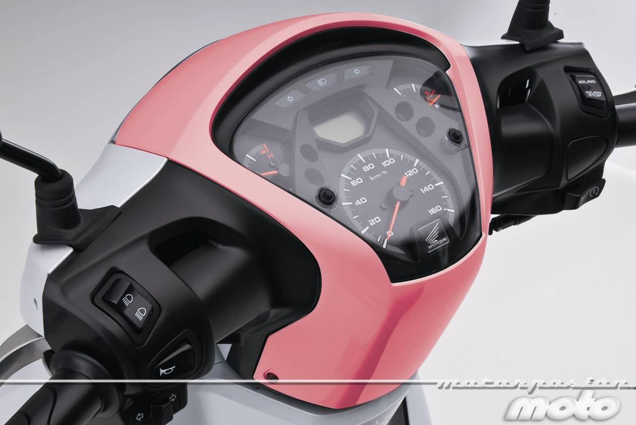 Foto de Honda Scoopy SH125i 2013, prueba (valoración, galería y ficha técnica)  - Fotos Detalles (27/81)