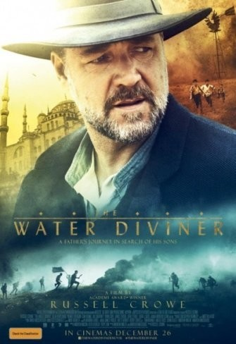 'The Water Diviner', tráiler y cartel del debut como director de Russell Crowe