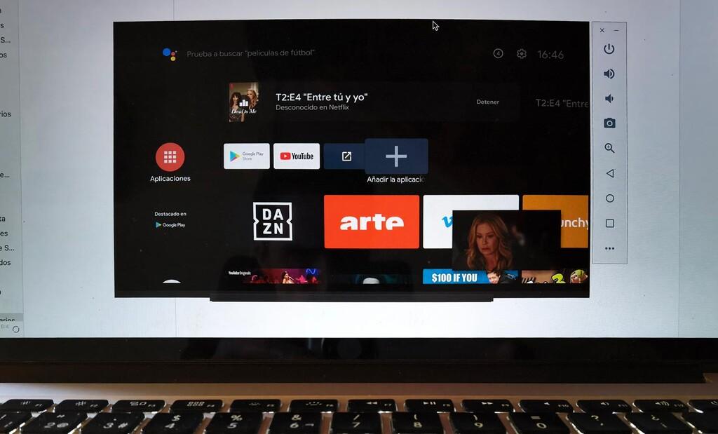 Cómo tener Android TV en el ordenador