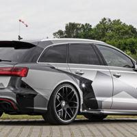 Audi RS 6 Avant, aún más bestia: 695 CV gracias a Schmidt Revolution