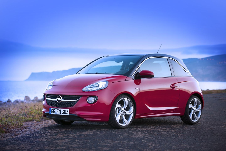 Foto de Opel Adam (6/50)