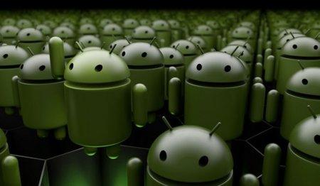 Android ya acapara prácticamente la mitad del mercado global de smartphones