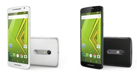 Oferta Flash: Moto X Play, con cámara de 21 megapíxeles, por 199 euros