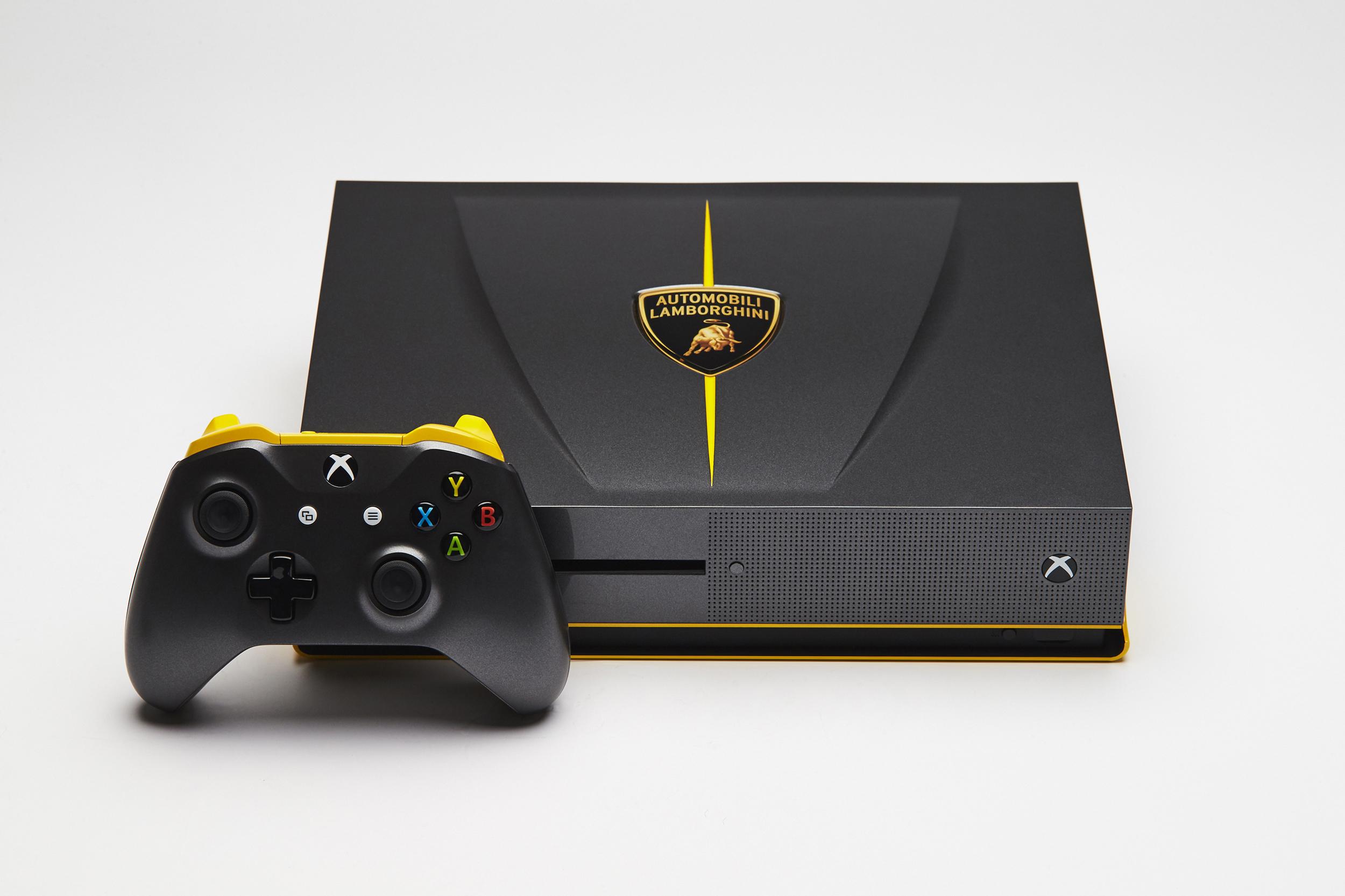 Foto de Xbox One S Lambborghini (6/8)
