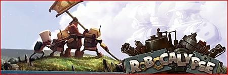 Robocalypse, estrategia en tiempo real para Nintendo DS