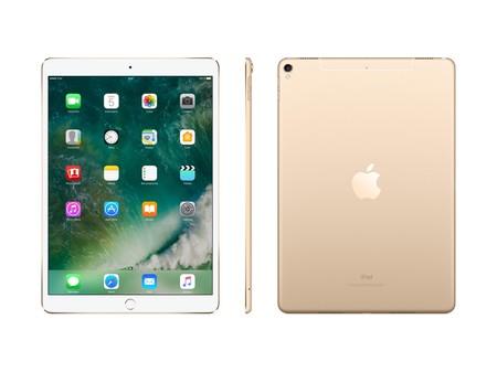 Apple iPad Pro (2017) WiFi de 10,5 pulgadas y 64GB de capacidad con 180 euros de descuento