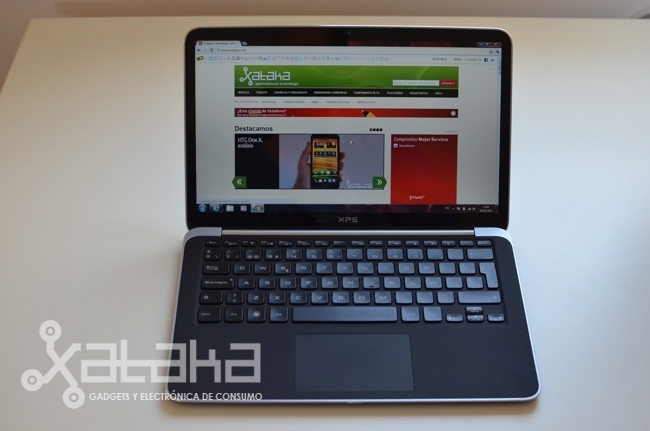 Dell XPS 13 touchpad
