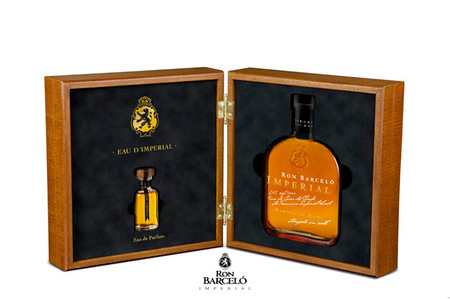 "Ron Barceló presenta ""Eau d'Imperial"", un perfume inspirado en su aroma"
