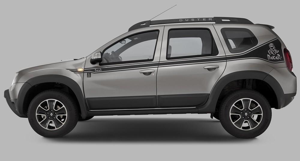 Foto de Renault Duster Dakar en México (3/4)