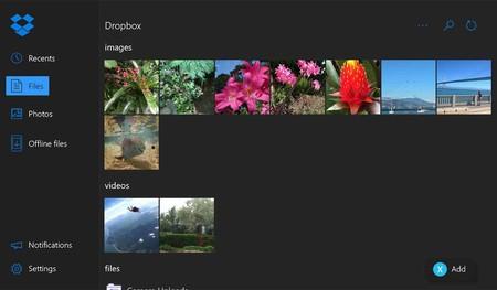 Ya puedes hacer uso de Dropbox en tu Xbox One para gestionar tu contenido en la nube