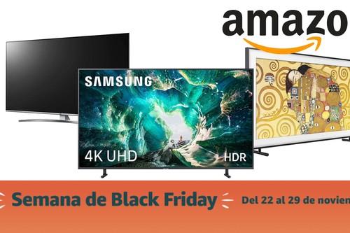 Black Friday 2019: las mejores ofertas en smart TVs de la semana en Amazon