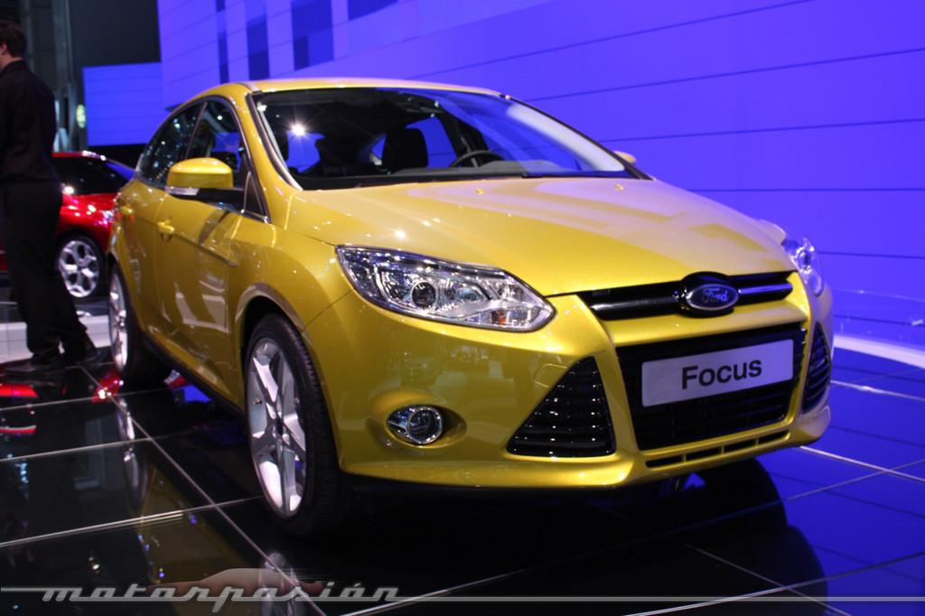 Ford Focus 2012 en el Salón de Ginebra 2010